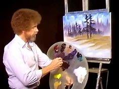 Bob Ross The Joy of Painting Season 6 Episode 6 Snow Trail