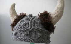 Free Fun Hats Knitting Patterns