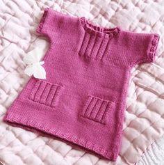 inspiration patron gratuit tricot robe bebe