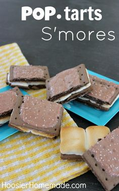 PopTarts S'Mores ::
