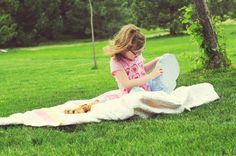 Go on a picnic at the park