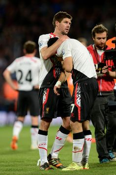 Steven Gerrard Photos Photos: Crystal Palace v Liverpool Steven Gerrard, Stevie G, Crystal Palace, Liverpool Fc, Zinedine Zidane, Pictures Of The Week, Celebration Quotes, Fifa, Sports Pictures
