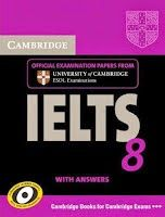 Free Download Cambridge IELTS 8 with Audio & pdf An introduction of the different IELTS question types and suggestions on how to approach them. Four Complete practice tests for Academic candidates. Extra Reading and Writing modules for General Training for General Candidates. The CD contains materials for the listening paper in the same timed format as the exam. Photocopiable answer sheets so students can practice transferring their answers.