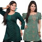 Buy kurti online in India at Lowest Price and Cash on Delivery. Offers and discounts on kurti at Rediff Shopping. Gift kurti online and compare kurti features and specifications!