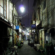 夜散歩のススメ「新宿ゴールデン街」東京都新宿区