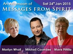 #2015 An afternoon of Messages ! Hope you can join us ..for tickets. http://premier.ticketek.com.au/shows/show.aspx?sh=ANAFTERN15&v=ZEN