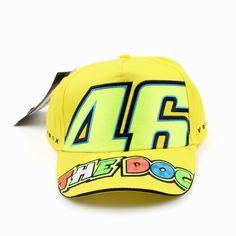 Mad Hornets - Fashion Racing Moto MotoGP Valentino Rossi 46 Baseball Hat  Peaked Cap cb8e212027fd