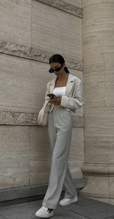 Mode Outfits, Fashion Outfits, Womens Fashion, Fashion Trends, Fashion Ideas, Mode Ootd, Everyday Outfits, Back To School Outfits, Looks Style