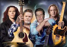 Timothy, Don, Glenn & Joe #eagles
