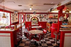 50's diner - Google Search