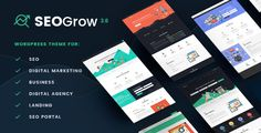 SEO WordPress Theme   SEO WP – SEO Grow (Online Digital Marketing, Growth Hacking)    SEO Grow is a multipurpose SEO WordPress Theme especially for SEO, digital marketing industry and relevant businesses.The theme comes with clean, tidy, pixel perfect, cr  #digital marketing #growth hacking #marketing #marketing wordpress theme #marketing wp #online marketing #page rank #search engine optimization #seo #seo business #seo company #seo services #SEO WordPress theme #seo wp #social media