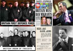 Ukip, Farage, BUF, British Union of Fascists, Mosley Truth Hurts, It Hurts, Shattered Dreams, Defence Force, Right Wing, Continents, Britain, Politics, Fine Art