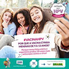 INFORMATIVO GERAL: VACINA HPV
