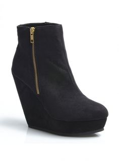 Windy Wedge Ankle Boot at Stylistpick, £40.