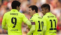 Bandar Bola Terpercaya Messi: MSN Bersahabat Baik