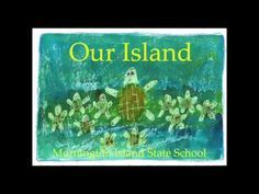 Our Island by the children of Gununa with Alison Lester and Elizabeth Honey. - YouTube