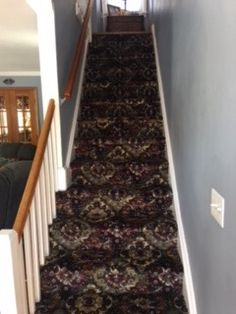 Discount Carpet Runners By The Foot Patterned Stair Carpet, Nylon Carpet, Carpet Stairs, Carpet Runner, Animal Print Rug, Rugs, Runners, Coral