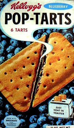 Pop-Tarts 1963