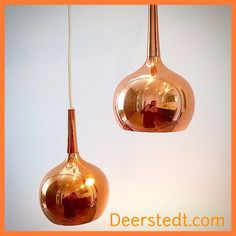 Beautiful copper pendant  Check www.deerstedt.com for for Info