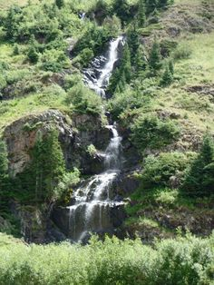 Falling in love with Waterfalls( Colorado)
