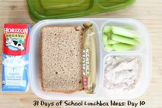 31 Days of School Lunchbox Ideas Day #10 | 5DollarDinners.com