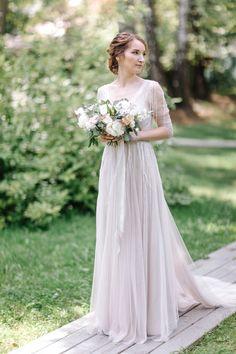 rustic wedding dress свадебное платье рустик