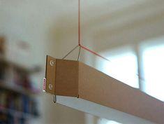 MOCO'13: Numerouno Pendant Lamp by Johannes Kiessler