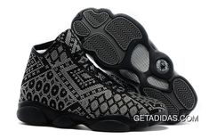 5dc1aa373b0d Air Jordan Horizon Prm Psny Air Jordan 13 Black Grey TopDeals