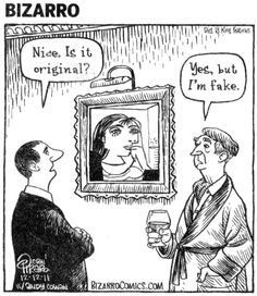 "Humor most unkind: ""The art collector"" (I didn't title this piece) ~ History Cartoon, Art History, Funny Quites, Funny Dares, Photography Quotes Funny, Bizarro Comic, Art Jokes, Music Humor, Funny Animal Memes"