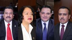 El pleno del Congreso del Estado aprobó un acuerdo para crear la Comisión Especial Conmemorativa del Centenario de la Constitución de 1917 – Morelia, Michoacán, 13 de abril de 2016.-El ...