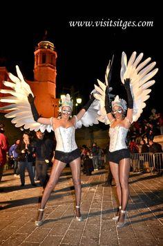 Rua de la Disbauxa Sitges Carnaval 2013. SO MUCH FUN!