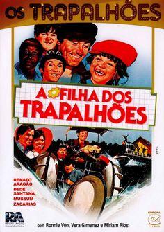 A Filha dos Trapalhões, 1984.