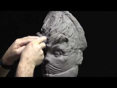 (29) Christmas Sculpting Surprise - YouTube