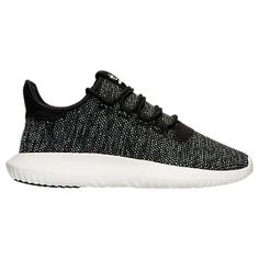Boys' Grade School adidas Tubular Shadow Knit Casual Shoes - BY2220 BY2220-BWH| Finish Line
