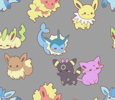 if this was a fabric..... Everything i own would be covered in it O_O--- Ditto, Pokefabric!