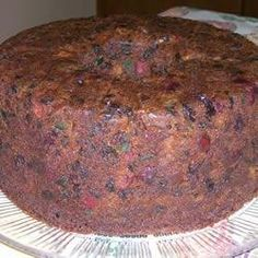 Recipe for Christmas Cake - Yeah! The Direct Access recipe database has a Pin it button!