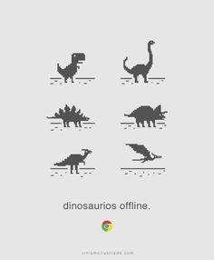 Offline Dinosaurs / Dinosaurios Offline