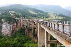 Tara Canyon Bridge - Montenegro