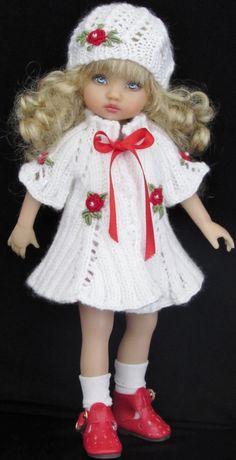 Handmade set made for Effner Boneka Dolls