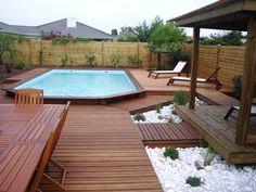 piscine bois haut de gamme - Recherche Google