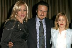 David Arquette and Courteney Cox Pay Tribute to the Late Alexis Arquette