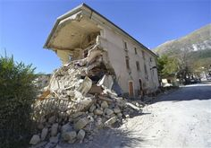 Explaining new jolts rattling earthquake-ravaged Italy #Geology #GeologyPage
