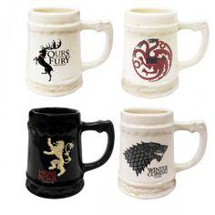 Game of Thrones Stein Set