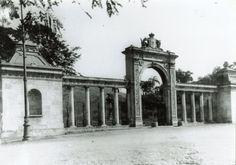 Portão da Quinta da Boa Vista