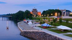 The Waterfront Center honors Wilkes-Barre Riverfront Park – Sasaki Associates, Inc