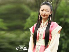 Yeon Gaesomun (연개소문; 淵蓋蘇文) is the title of a television historical drama. In the summer of 2006, the South Koreantelevision station SBS began a 100-episode drama on the life of Yeon Gaesomun.   Yeon Gaesomun is the general who killed the penultimate King of Goguryeo, Yeongnyu, in 642. It was a period of tremendous instability, both because of the pressure by Shilla, but also because the political situation in Goguryeo was very confusing.