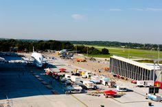 Hamburg #Airportdays2015 - Hamburger Flughafen - Aviation - Flugzeugshow - HHAirport - Awacs-Aufklärer - Airbus Beluga - Eurocopter - Boeing 707 - Tante Ju 52/3m - Lifestyleblog - Reiseblog