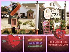 We celebrate the #love of furniture and decor :)