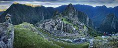 Machu Picchu (Perú) by Domingo Leiva, via 500px
