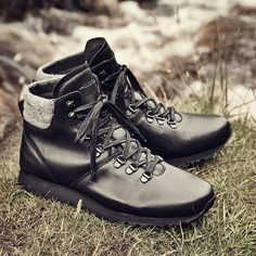 Stay dry in style this fall in our 'Concord' boots.